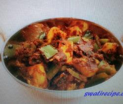 Kadai Paneer Gravy Recipe