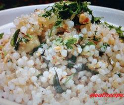 sabudana khichdi recipe in Hindi