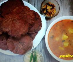 kuttu atta recipes in Hindi
