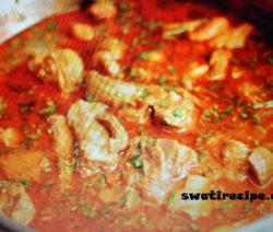 Mutton masala restaurant style