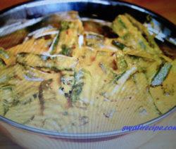 Recipe of ladyfinger in Hindi