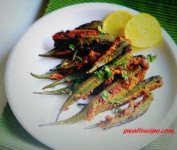 stuffed bhindi recipe