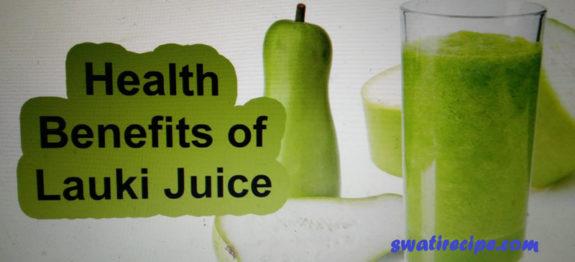 Lauki ka juice for weight loss