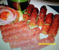 mutton seekh kabab recipe in Hindi
