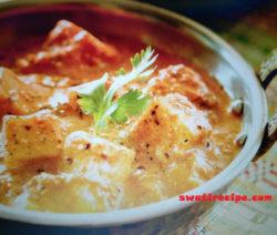 Paneer korma recipe in Hindi