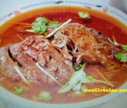matan masala recipe in Hindi