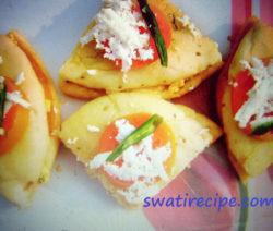Paneer kulcha recipe in Hindi