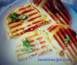 Stuffed kulcha recipe in Hindi