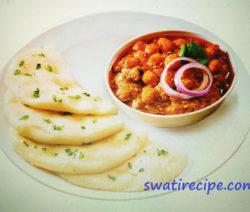 Chana kulcha recipe in Hindi