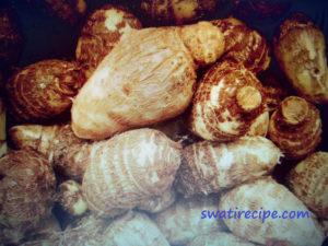 Arbi vegetable benefits