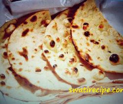 Tandoori roti recipe in Hindi