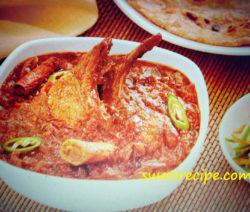 Hyderabadi mutton korma recipe in Hindi