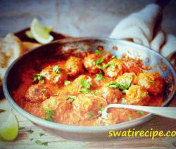 Paneer kofta recipe in Hindi