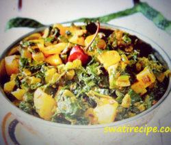 Aloo methi recipe in Hindi