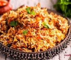 Lucknowi mutton biryani recipe in Hindi