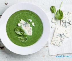 Palak soup in Hindi