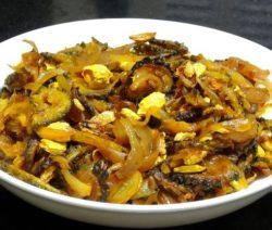 Karele ki sabzi recipe in Hindi