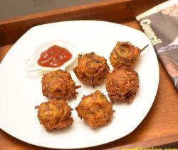 pakora recipe in hindi