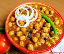 Chana masala recipe in Hindi