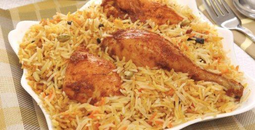 Chicken biryani in Hindi